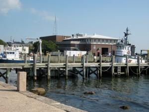 Oceanographic docks